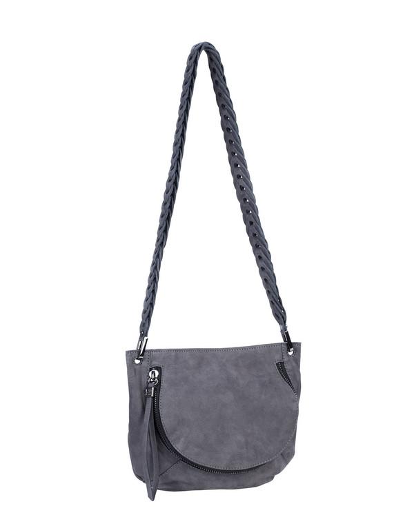 Gianni Chiarini Bs5350Gc Leather Bag Grey