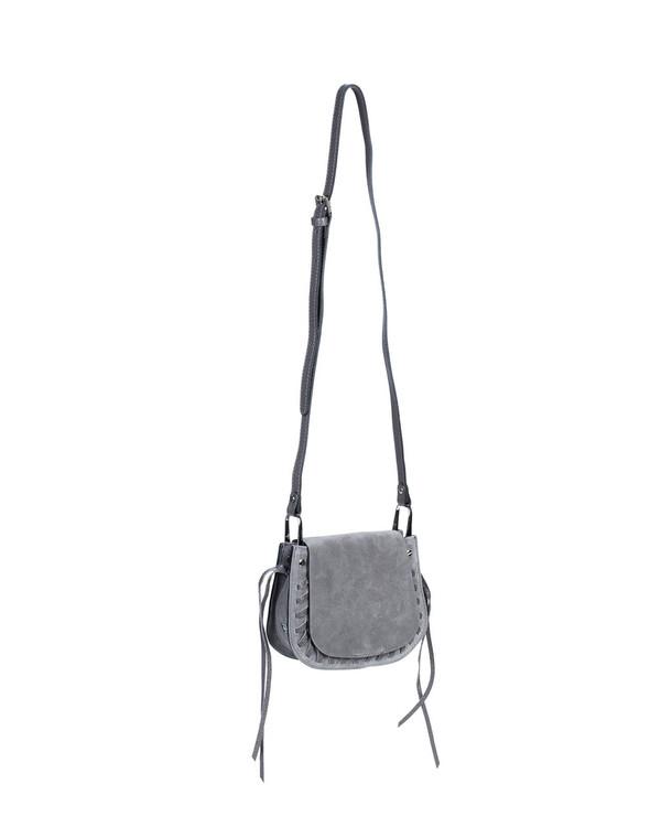 Gianni Chiarini Bs5355Gc Leather Bag Grey