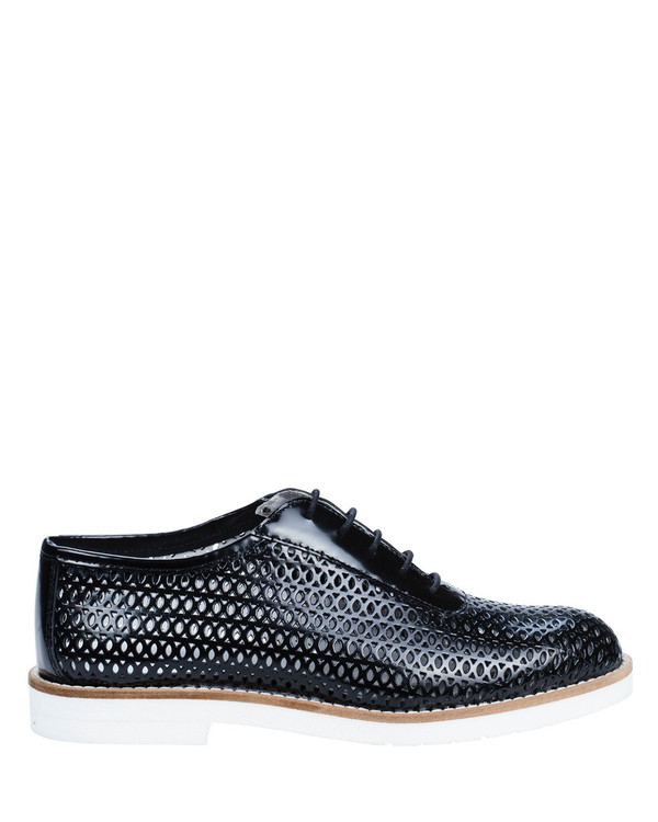 Bianca Buccheri 1242Bb Vanda Brogue Black