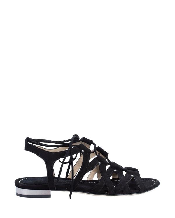 Bianca Buccheri 2019Bb Lacina Sandal Black