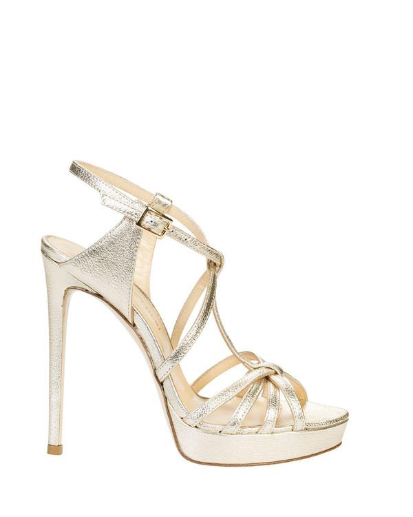 Bianca Buccheri 4058Bb Alair Sandal Gold