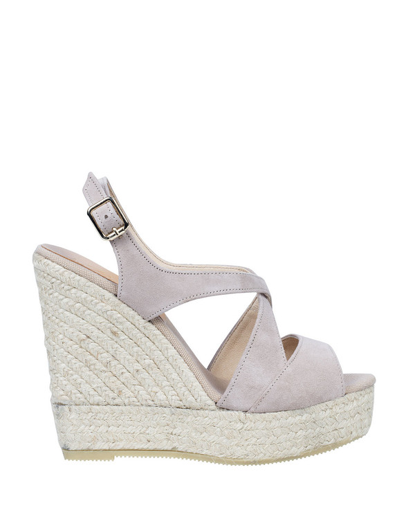 By Bianca 6021Bb Macee Wedge Taupe