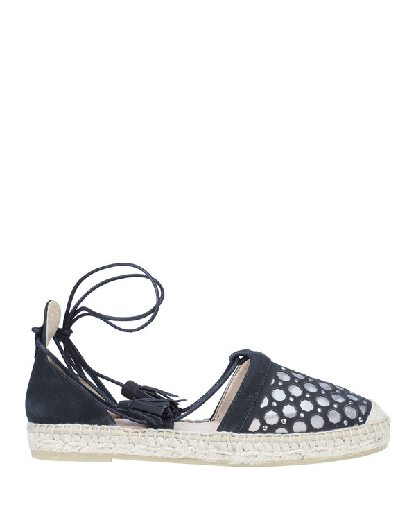 By Bianca 6076Bb Ragna Espadrille Black