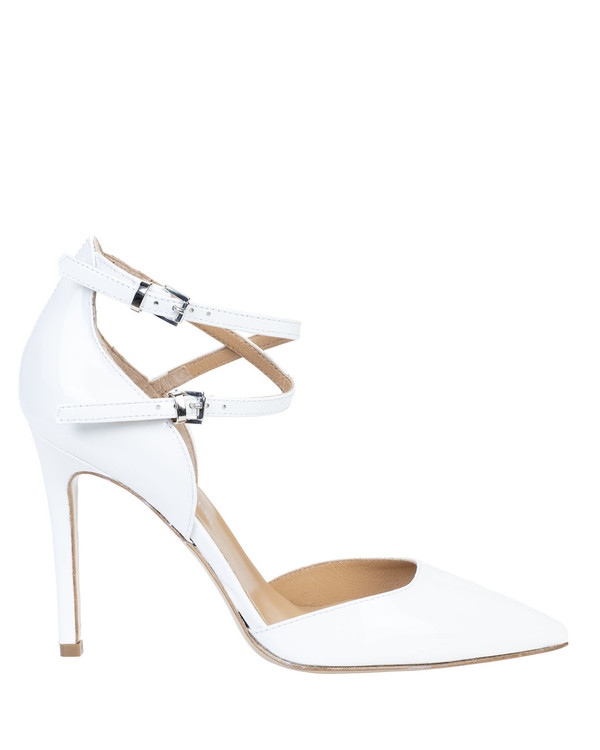 Bianca Buccheri 9630Bb Geneve Heel White