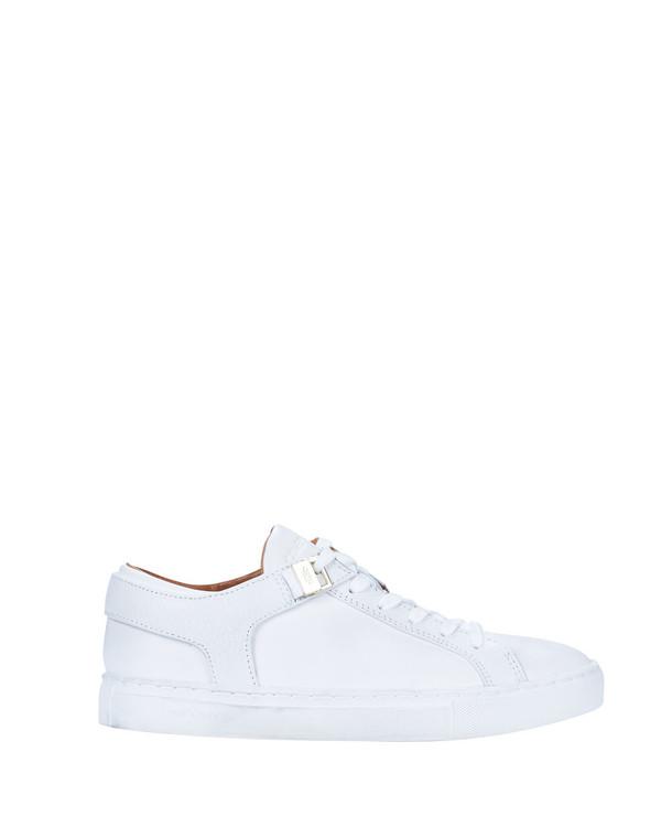 Crime Feliciabb Felicia Sneaker White