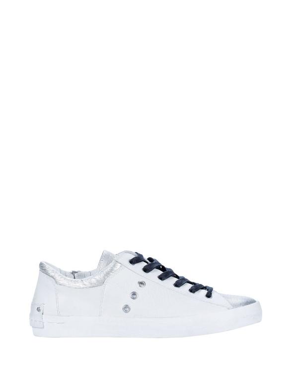 Crime Paolinabb Paolina Sneaker Silver