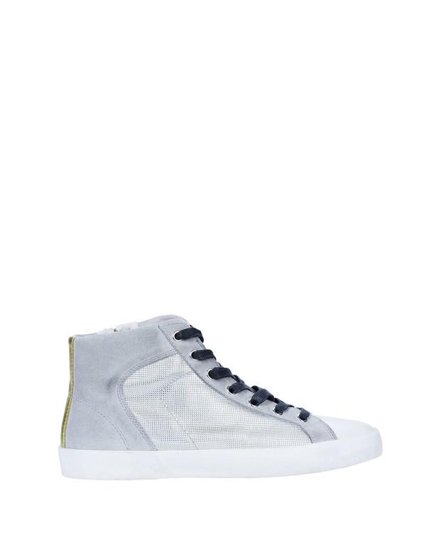 Crime Toniabb Tonia Sneaker Silver
