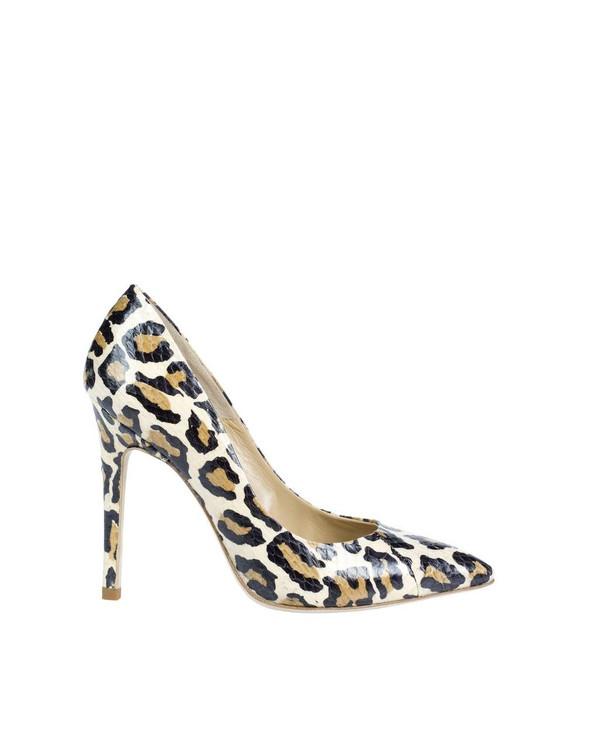 Bianca Buccheri 950bb Python Pump Leopard