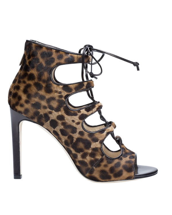 Bianca Buccheri BB105bb Neva Sandal Leopard