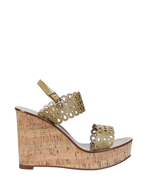By Bianca 055701Bb Camilla Wedge Olive