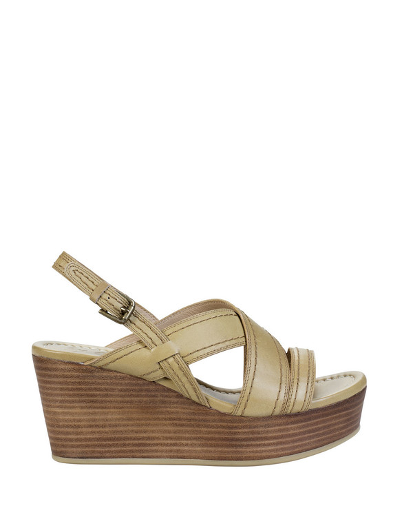 By Bianca 055803Bb Eva Wedge Taupe