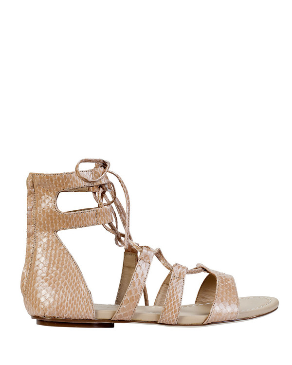 By Bianca 50S17 Nicia Sandal Nude