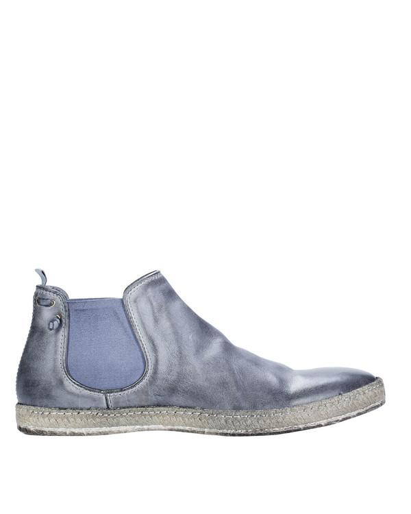 Cavallini 0261C Mens Boot Grey