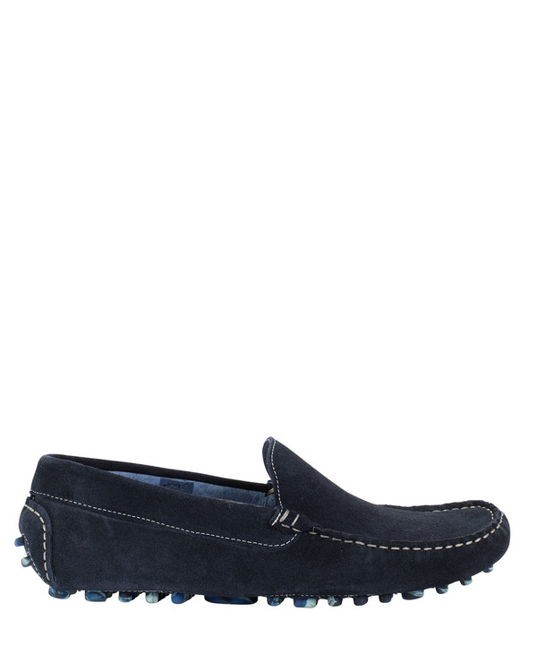 Norberto Costa Youri Mens Loafer Navy