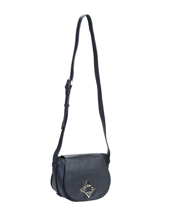 Via Repubblica 9782Vr Leather Bag Black