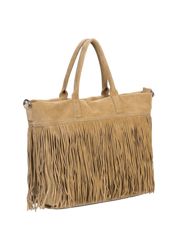 Gianni Chiarini Bs5296Gc Leather Bag Camel