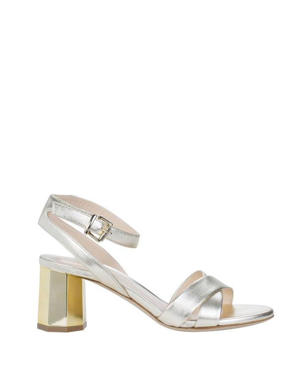 Bianca Buccheri B6082bb Panama Sandal Gold
