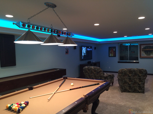 Game Room Lighting