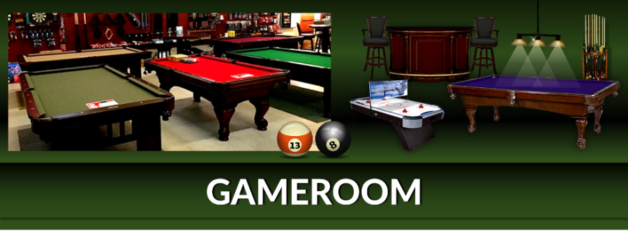 High Quality Pool Tables