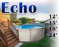 Echo Above Ground Swimming Pool