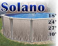 Solano Above Ground Swimming Pool