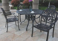 Amalfi 5 Piece Dining Collection