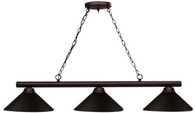 Sharp Shooter Light Fixture - Bronze Finish