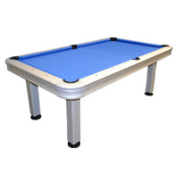 7' Outdoor Pool Table