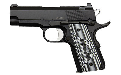 D Wes Eco 9mm 3.5[dquote] Blk Fns 7rd