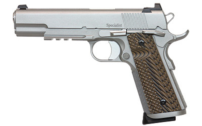 D Wes Specialist 45acp 5[dquote] Sts Fns 8d