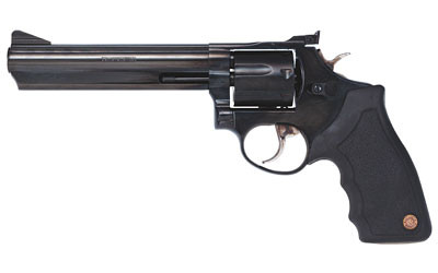 Taurus 66 357mag 6[dquote] Bl As 7rd