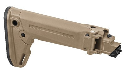Magpul Stock Folding Zhukov-s Ak47/74 Stamped Receivers Fde