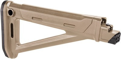 Magpul Stock Moe Ak47/74 Stamped Receivers Fde