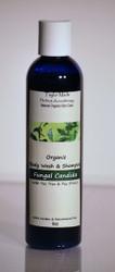 Fungal Candida Body Wash & Shampoo