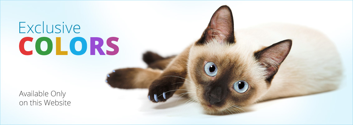 SoftPaws.com - Nail Caps for Cats and Dogs