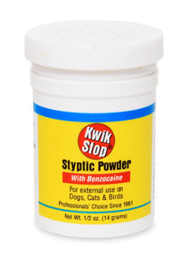 Kwik-Stop®  Styptic Powder