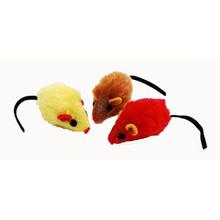 Zanies Plush Mouse - Single (Assorted)