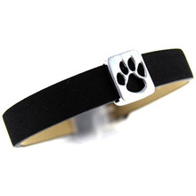 Dog Paw Collar Charm