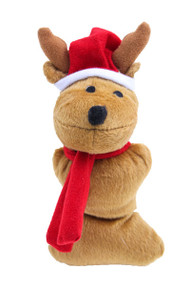 Character Bones Holiday Dog Toy