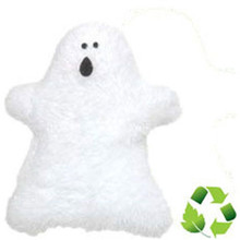 Spook The Ghost Halloween Dog Toy