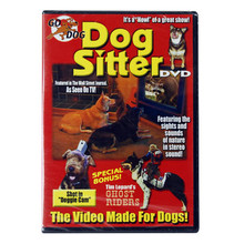 This video was specifically produced to stimulate and entertain dogs.