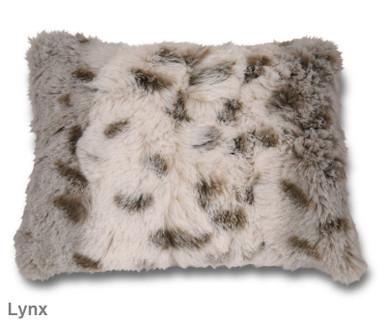 Lynx Muffin Pillow