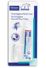 CET Oral Hygiene Kit for Cats