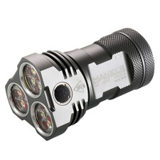 Manker MK34 Flashlight - 12x LED - 3x 18650