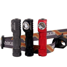 Manker E02H AAA Headlamp 220 Lumen Angle Head light with Headband