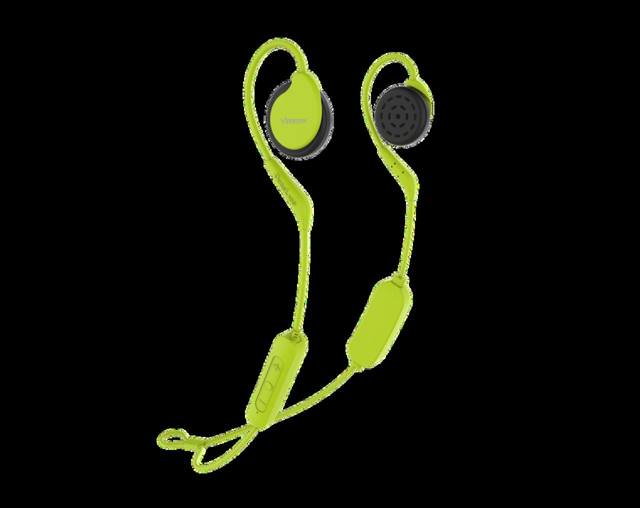 Versafit Wireless Sport Headphones - Intrepid Green