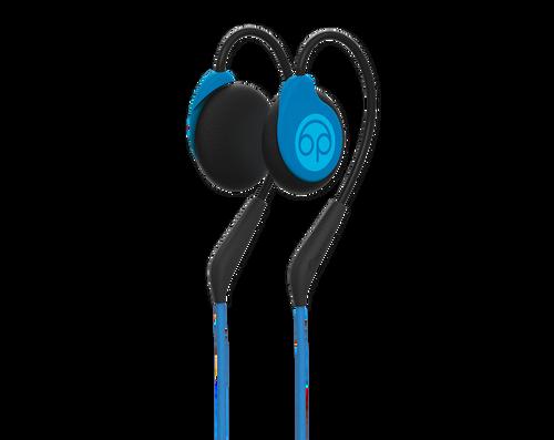 Bedphones headphones for sleeping - blue
