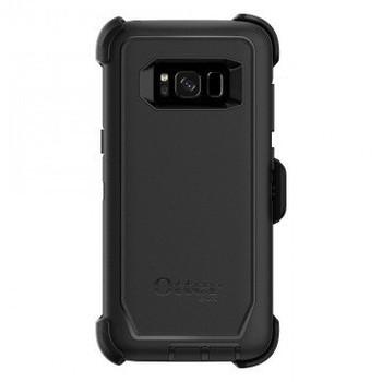OtterBox Samsung Galaxy S8 Defender Series Case & Holster - Black