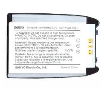 Sanyo Blue SCP-15LBPSL Battery