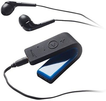 BlueAnt Ribbon Stereo Bluetooth Streamer, Headset